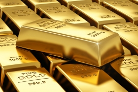 Falling Yields Driving Gold Higher